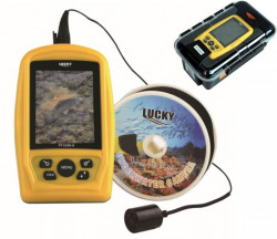 Monitor s podvodnou kamerou - LUCKY