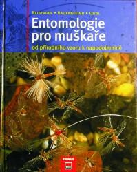 Knižka Entomológia pre muškárov