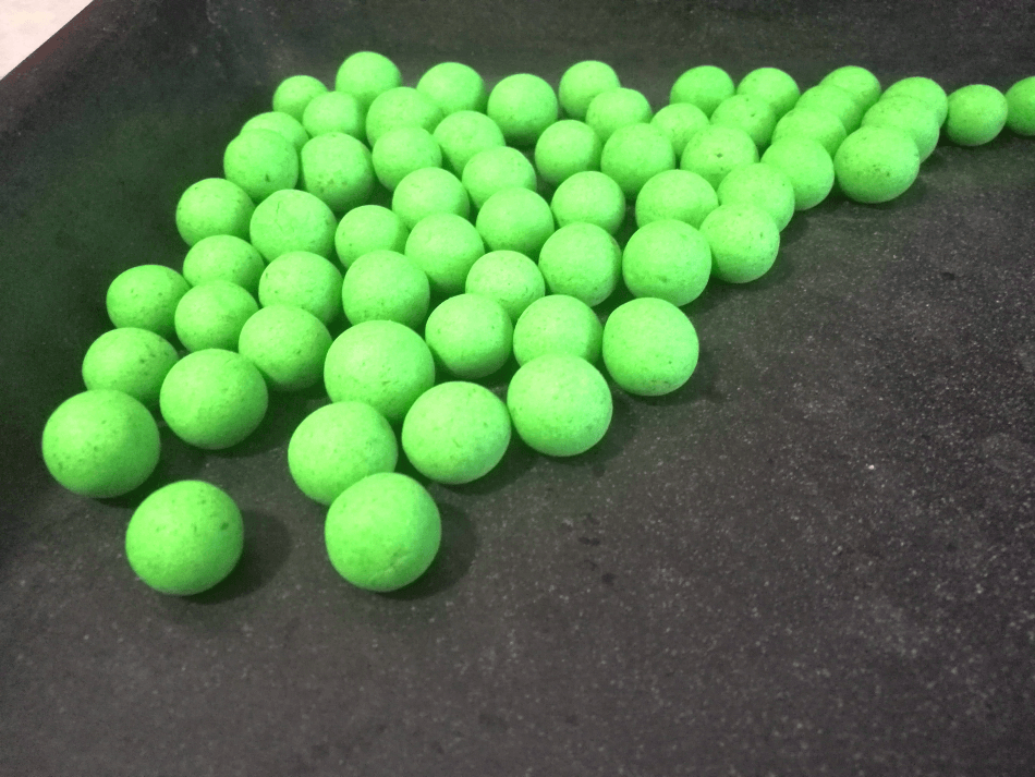 vyroba pop-up boilies