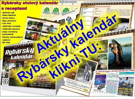 rybarsky kalendar 2014 Stiahnite si Rybársky kalendár 2. polrok (1.7.2014   31.12.2014  rybarsky kalendar 2014
