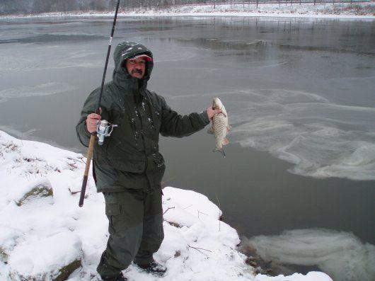 robo na rybach