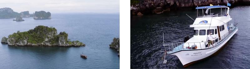 využite ponorku na svojich výletoch na more