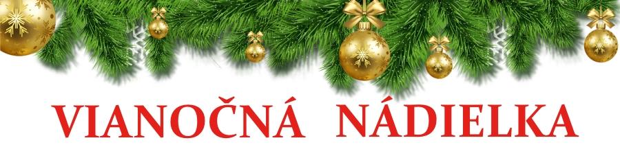 vianočná nádielka TOP ponuka