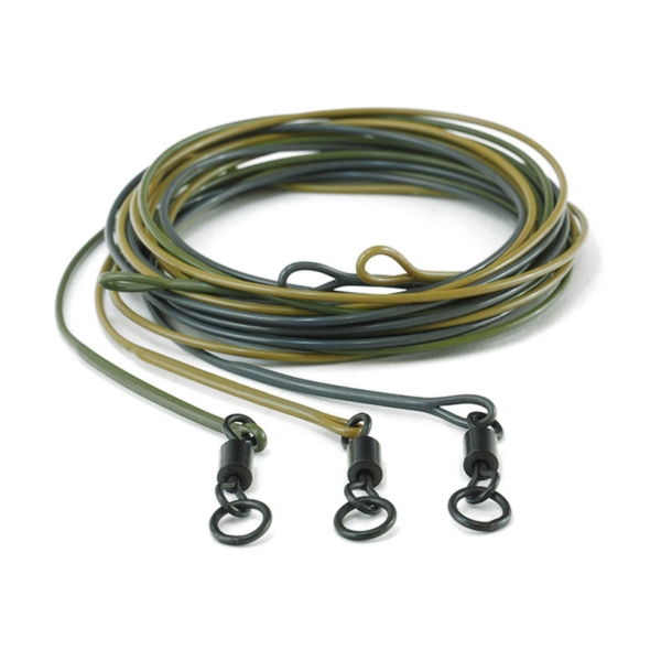 FC Hardcore Leader / ring Swivel, 1 m, farba weed