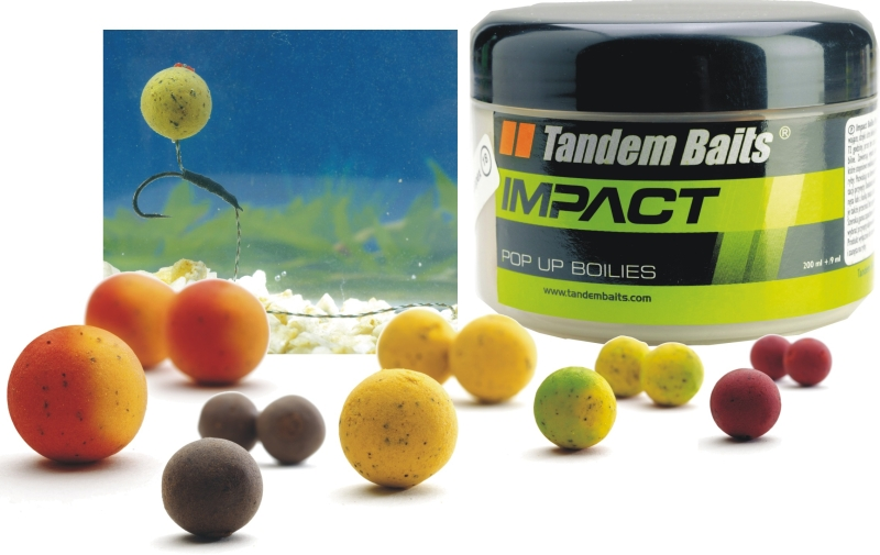 Impact Boilies Pop-Up 16/200ml