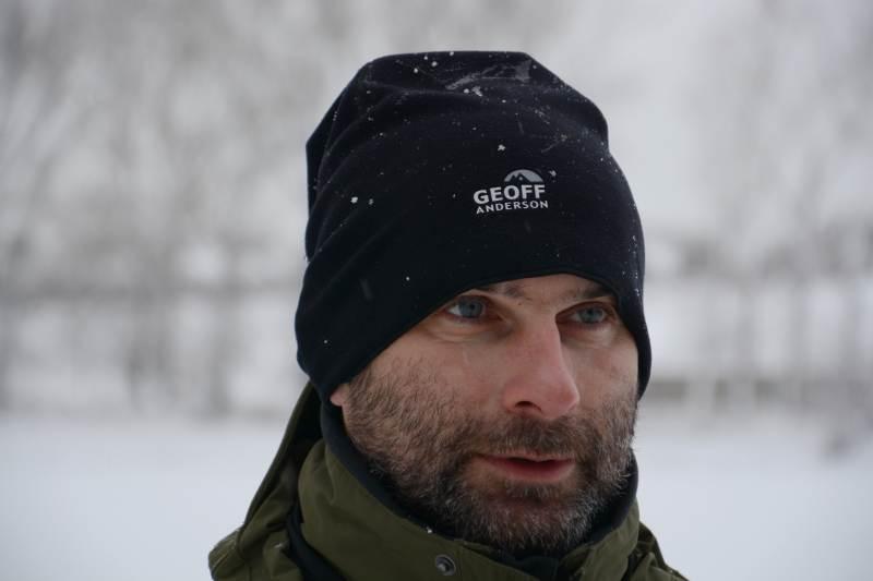 09d434f11 Čiapka Polartec Hood Stretch - Geoff Anderson - Rybárske čiapky - Háčik