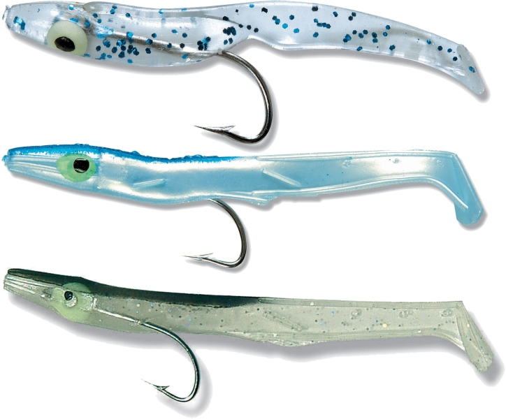 Twister Zebco, Mini Eel