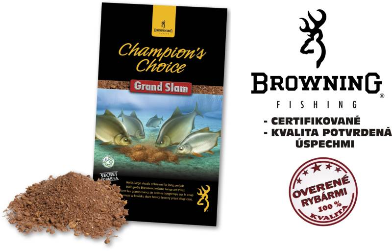 Krmivo Browning Champions Choice 1kg Grand Slam