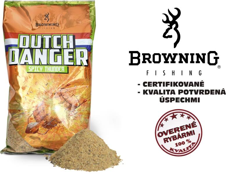 Krmivo Dutch Danger 1kg Spicy Thunder