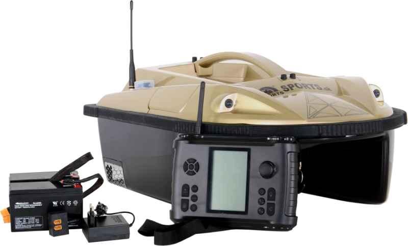 7300c93ca Zavážacia loďka Prisma 5 gen2 SET +sonar+GPS - 24000mAh - Zavážacie ...