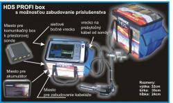 Taška HDS PROFI box na sonar