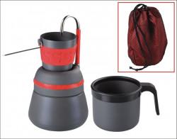 Kávovar, 120x120x170mm, 532g