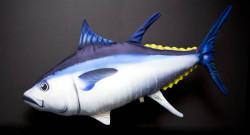Dekoračný podhlavník - TUNIAK 65cm