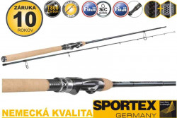 Prívlačový prút SPORTEX Graphenon Seatrout Ultra Light