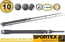 Kaprárske prúty SPORTEX Paragon Power Float - 2diel