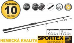 Kaprárske prúty SPORTEX Competition Carp CS-4 - 2diel
