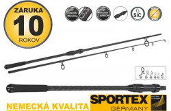 Kaprárske prúty SPORTEX Competition Stalker CS-4 -2diel