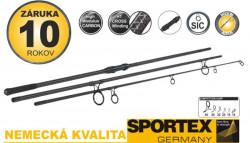 Kaprárske prúty SPORTEX Competition Carp CS-4 - 3diel