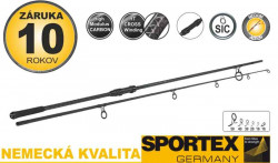 Kaprárske prúty SPORTEX Competition Spod CS-4 - 2diel