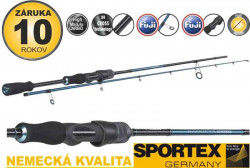 Prívlačový prút SPORTEX Bassista Finesse Ultra Light