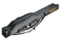 Rybárske puzdro na prúty SPORTEX - 2 komory