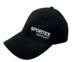 Rybárska šiltovka SPORTEX čierno-šedá