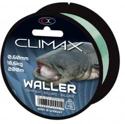 Silon zelený na sumcov, CLIMAX 200m/0,60mm