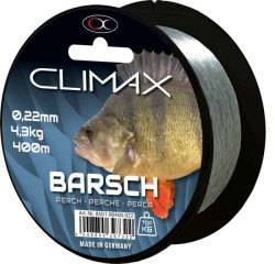 Rybársky silon Climax Barsch- ostriež 400m/0,20mm/3,7kg
