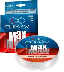 FC Prívlačový vlasec CLIMAX MaxMono 300m - číry