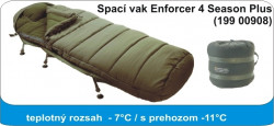 Spací vakTandem Baits Enforcer 4 season plus