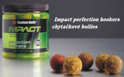 Carp Food Perfection Hookers 18mm/250ml