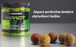 Carp Food Perfection Hookers 20mm/250ml