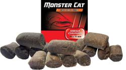 Pelety na sumcov Monster Cat Mega Chunks 1kg / 65x35mm
