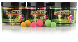 Super Feed Boilies Fluo Pop-Up, 14/16mm, 90g