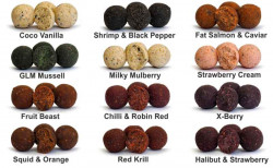 Boilies Super Feed Tandem Baits 18mm/10kg