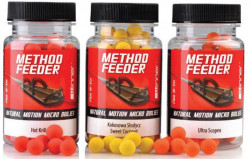 Tandem Baits - feeder Fluo Micro Boilies 8mm/40g