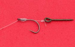 Winner nadväzec, Method Feeder Needle Rig, 8cm, 8ks