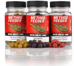 Micro Boilies Method/Feeder, pr. 8mm, 50g