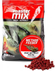 Mäkčené pelety Method Feeder Soft Pellet 8mm/1kg