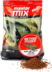 Mäkčené pelety Method Feeder Soft Pellet 2mm/1kg