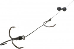 Nadväzec Monster Cat - Treble and Hook, 100cm