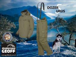 AKCIA - DOZER 5 + URUS 5 zelená - Geoff Anderson
