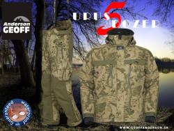 AKCIA - DOZER 5 + URUS 5 leaf - Geoff Anderson