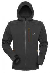 Fleece bunda Hoody 3 Geoff Anderson - čierna