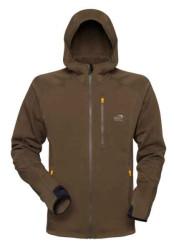 Fleece bunda Hoody 3 Geoff Anderson - zelená