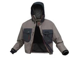 Prívlačová bunda Geoff Anderson Buteo - šedá