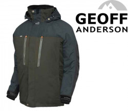 Bunda Geoff Anderson Dozer 6 - zelená