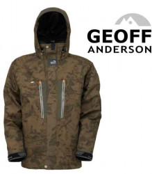 Bunda Geoff Anderson Dozer 6 - maskáčová