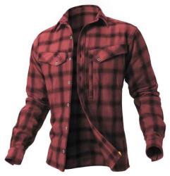 Košeľa Ezmar Geoff Anderson - červená