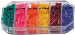 Rybárske bužírky na plaváky - od 0,2mm